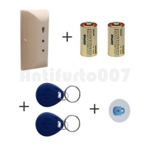 Kit SUPERKEY versione da muro universale