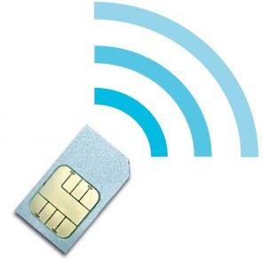 SIM Card senza scadenza e con 5£ in omaggio